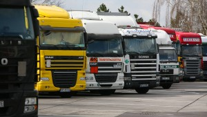 Brummis gegen Laster-Kartell