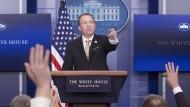 Kein Freund von Regulierungen: Trumps Budgetdirektor  Mick Mulvaney