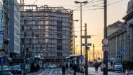 Ein Großprojekt neigt sich dem Ende entgegen: das neue Intercity-Hotel in Frankfurt