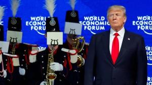 """Trump: """"Amerika zuerst"""" bedeutet nicht """"Amerika alleine"""""""