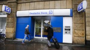 Auch die Deutsche Bank setzt jetzt auf Roboter