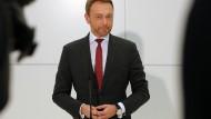 Der Lindner-Effekt: Verliert der FDP-Chef an Relevanz?
