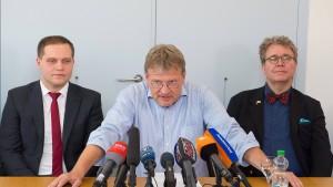 Meuthen soll wiedervereinigte Fraktion führen