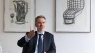 Nicolas Moreau, künftiger DWS-Geschäftsführer