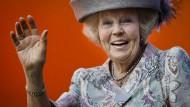 Auch mit 80 noch voller Elan: Prinzessin Beatrix