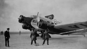 Die Lufthansa und die Nazis