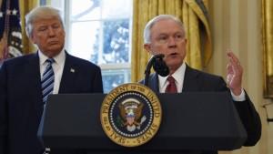 Jeff Sessions, der Bilderbuch-Konservative