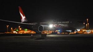 Erster Nonstop-Linienflug zwischen Australien und Europa