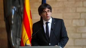 Puigdemonts Anwalt fordert Eingreifen der Bundesregierung