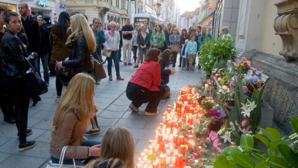 Österreich trauert um die Opfer der Amokfahrt