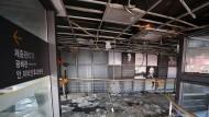 Wieder Brand in südkoreanischer Klinik