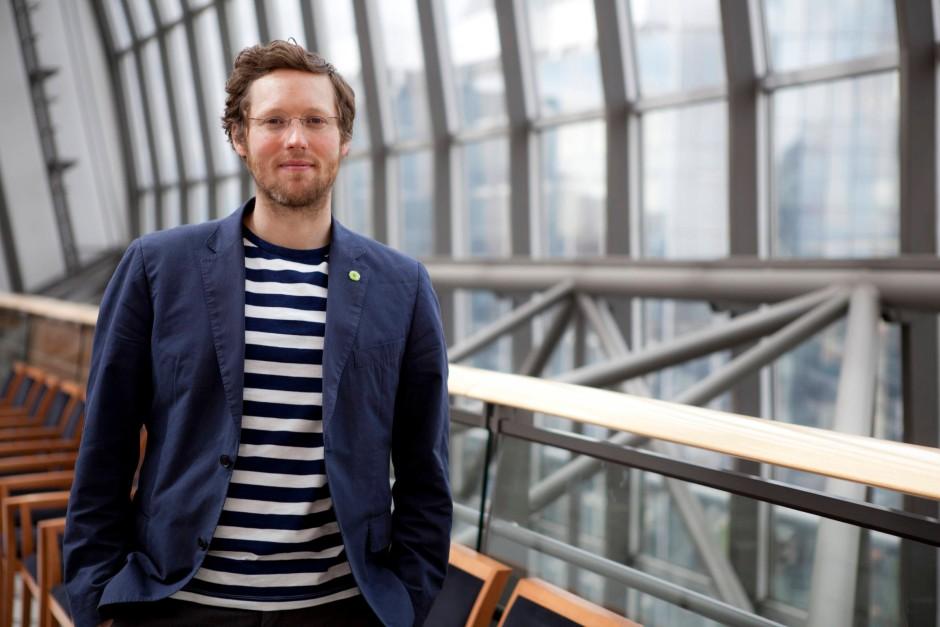 Der Grünen-Politiker Jan Philipp Albrecht arbeitete für das Europaparlament den Entwurf zur Datenschutz-Grundverordnung aus.