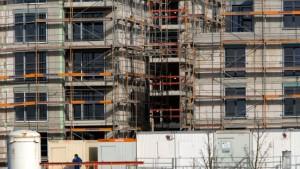 Verwirrung um Bedarf an neuen Wohnungen