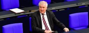 Am Freitag im Bundestag: Bundesinnenminister Horst Seehofer (CSU)