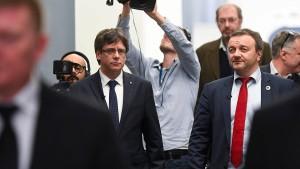 So will Spanien die heimliche Rückkehr von Puigdemont verhindern