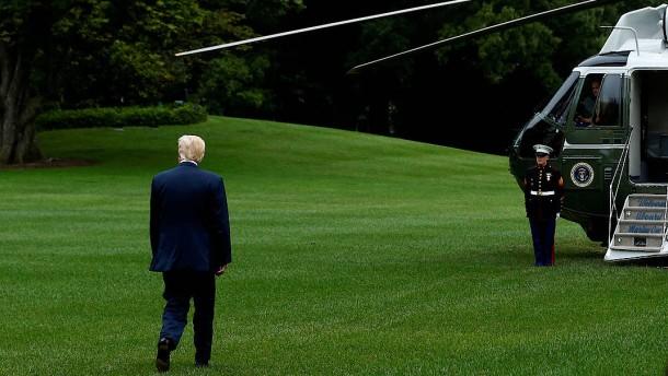 Eine Illusion namens Trump