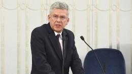 Polens Regierung ruft Landsleute zur Denunziation auf