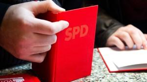 SPD verliert knapp 6000 Mitglieder