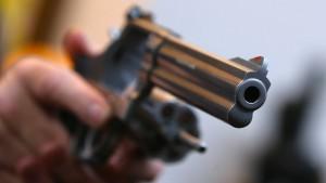 Knapp 25.000 Waffen als verloren gemeldet