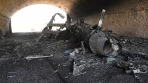 Mattis: Zwanzig Prozent von Assads Kampfflugzeugen zerstört