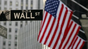 Sommerparty an der Wall Street