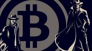 Wie die Internetkriminalität dank Bitcoin floriert