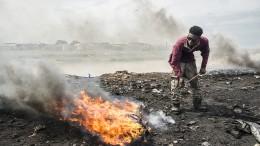 Afrikas Kakao für unseren Müll
