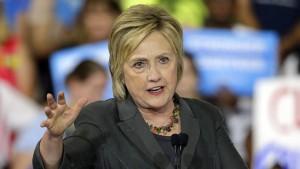 Silicon Valley stellt sich hinter Clinton