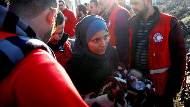Waffenruhe in Homs verlängert