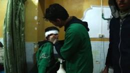 Noch keine Atempause für Menschen in Ost-Ghouta