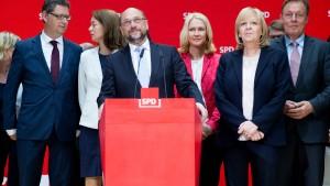 SPD will Eckpunkte für Wahlprogramm nun doch vorstellen