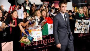 """""""Twilight""""-Weltpremiere mit großem Staraufgebot"""