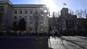 17 Staaten weisen russische Diplomaten aus