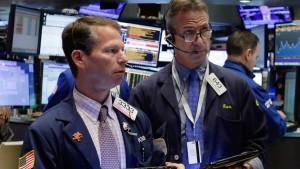 Dow Jones steigt nach Fed-Entscheid auf Jahreshoch