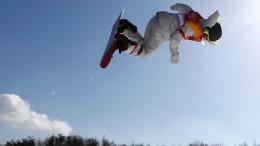 Ausnahmetalent Kim wird Halfpipe-Olympiasiegerin