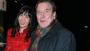 Gerhard Schröder will dieses Jahr heiraten