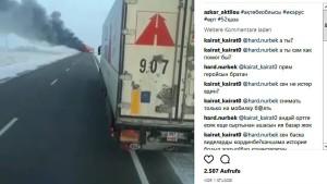 Mindestens 52 Tote bei Busunglück in Kasachstan