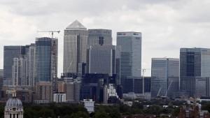 Platzt die britische Immobilienblase?