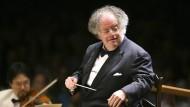 Einst Star-Dirigent, nun entlassen: James Levine