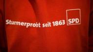 SPD-Basis unentschlossen über Große Koalition