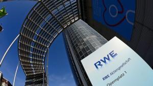 Macht, mächtiger, RWE