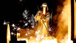 Tata Steel macht Gewinn
