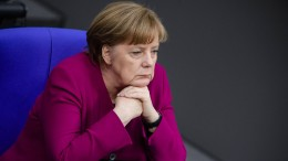 Merkels Erblast