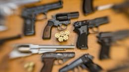 Zahl der Waffendiebstähle weniger alarmierend als angenommen