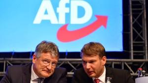 Kahrs will AfD von Verfassungsschutz beobachten lassen