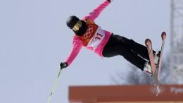 Ski-Freestylerin Cakmakli wird Achte in der Halfpipe