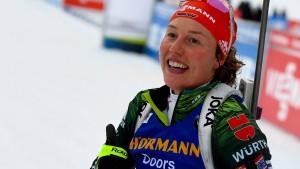 Laura Dahlmeier holt ersten Saisonsieg