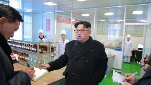 Nordkorea sagt Kulturveranstaltung mit Süden ab