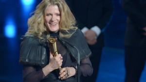 Barbara Sukowa als beste Schauspielerin ausgezeichnet