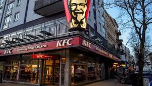KFC will hunderte neue Restaurants in Deutschland eröffnen